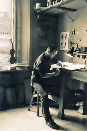 チェロ、弦楽器製作家 坂本忍 さかもとしのぶ Shinobu Sakamoto