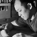写真: ヴァイオリン、弦楽器製作家  坂本忍 さかもとしのぶ     Shinobu Sakamoto