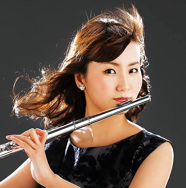 Photos: 羽生田聖子 はにゅうだせいこ フルート奏者 フルーティスト   Seiko Hanyuda