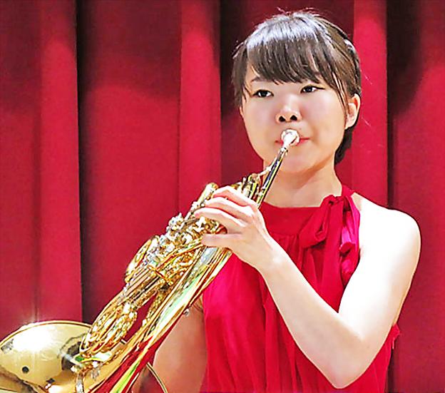 吉澤夏未 よしざわなつみ ホルン奏者 Natsumi Yoshizawa