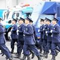 写真: Running POLICE