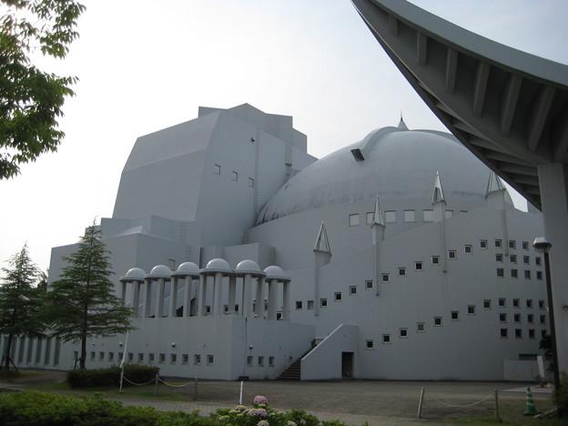 写真: 雲南市加茂文化ホール「フメール」
