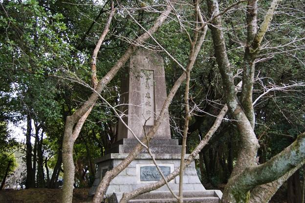 軍馬忠魂碑.讃岐護国神社