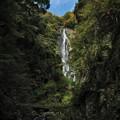 写真: 神庭の滝