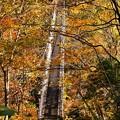 大山滝吊り橋.琴浦町