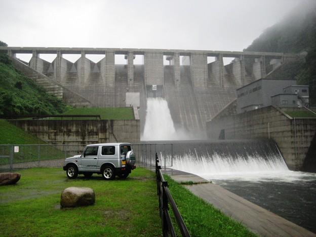 苫田ダム (2)