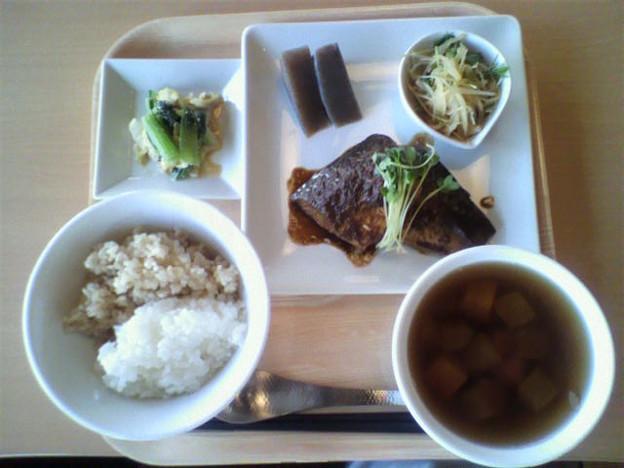 シンプルで美味しい鯖の味噌煮P1000415