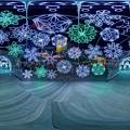 写真: 「清水港 海と光の空間」 清水港・エスパルスドリームプラザのイルミネーション 360度パノラマ写真(3)