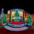 Photos: 「清水港 海と光の空間」 清水港・エスパルスドリームプラザのイルミネーション 360度パノラマ写真(4)