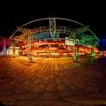写真: 「清水港 海と光の空間」 清水港・エスパルスドリームプラザのイルミネーション 360度パノラマ写真(5)