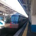 Photos: 藤沢駅、小田急ロマンスカー...