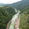 Photos: 宮ヶ瀬ダムから石小屋ダム方向