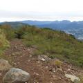 明神ヶ岳登山道より