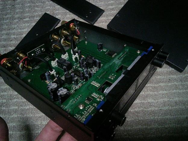 PCに繋げているデジタルアンプの調子が・・・