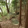 Photos: なんか手前の岩が浮いてきそうな・・・
