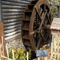 寺家の水車小屋で
