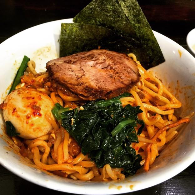 150318 ほうきぼし+ 汁なし担々麺