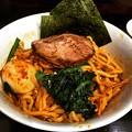 写真: 150318 ほうきぼし+ 汁なし担々麺