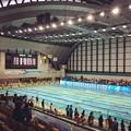 写真: 150407 東京辰巳国際水泳場