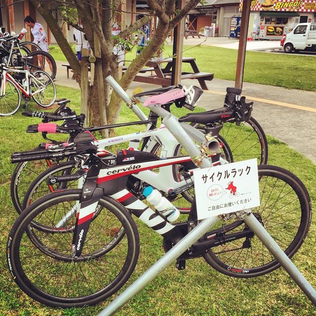 写真: 150429 道の駅 三芳村