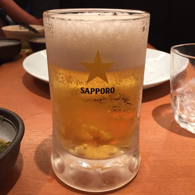 150517 生ビール