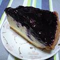 Photos: 東府中のブルーベリーチーズケーキ