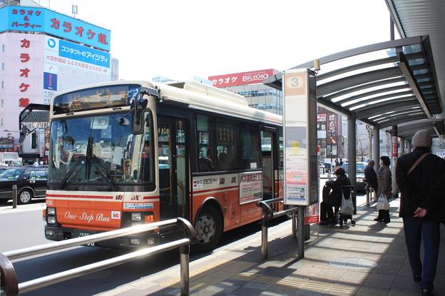 東武バス 大44系統