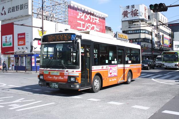 東武バス 5003号車