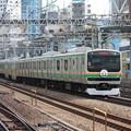 Photos: E231系1000番台U507編成 上野東京ライン開業記念ヘッドマーク (5)