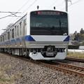 Photos: E531系K415編成 378M 普通上野行