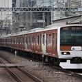 Photos: 山手線 E231系500番台トウ514編成 「東京駅100周年」ラッピング