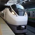 E657系K1編成 1023M 特急ひたち23号 いわき行