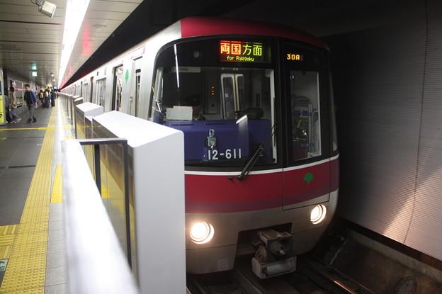 都営大江戸線 12-600形