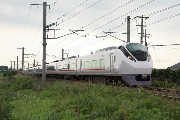 E657系K17編成 集約臨時列車