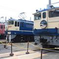 EF81 81・EF65 2139・EF65 1115