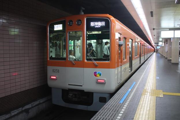 阪神8000系8238F