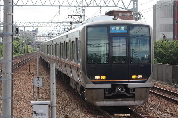 JR神戸線 321系D27編成
