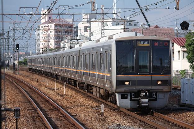 JR京都線 207系1000番台S35編成