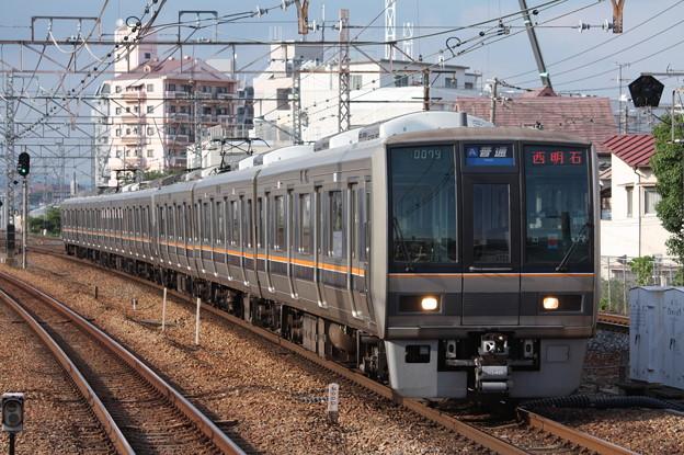 JR京都線 207系1000番台S29編成