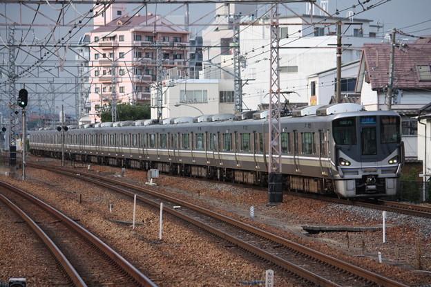 JR京都線 225系I1編成