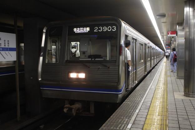 大阪市営地下鉄四つ橋線23系23903F