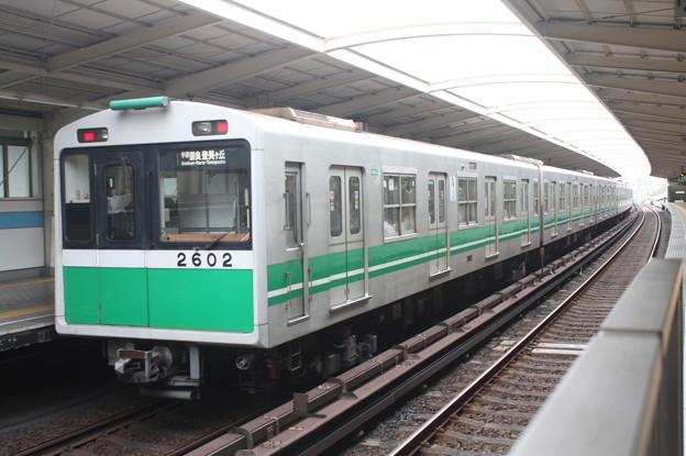 大阪市営地下鉄中央線20系2602F