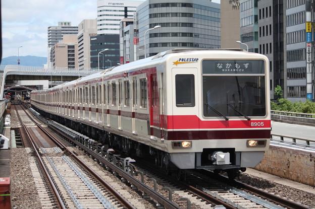 北大阪急行8000形8005F