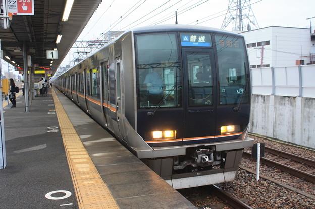 JR神戸線 321系D12編成