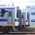 高萩駅留置されている415系1500番台 (5)