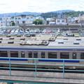 高萩駅留置されている415系1500番台 (8)