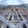 高萩駅留置されている415系1500番台 (10)