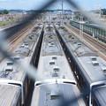 高萩駅留置されている415系1500番台 (11)