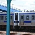 高萩駅留置されている415系1500番台 (14)