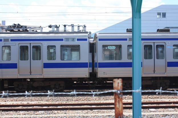 Photos: 高萩駅留置されている415系1500番台 (19)